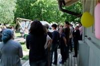 2011 - Egna, inaugurazione